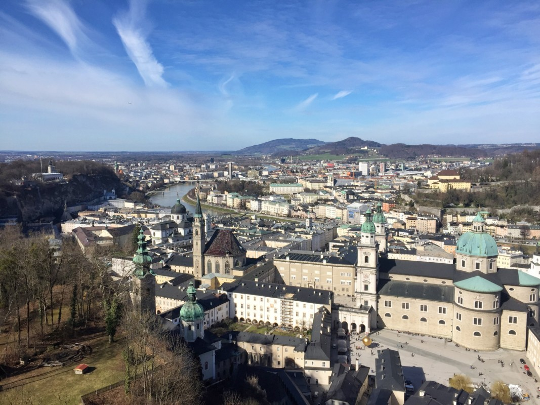 How to spend a weekend in Salzburg