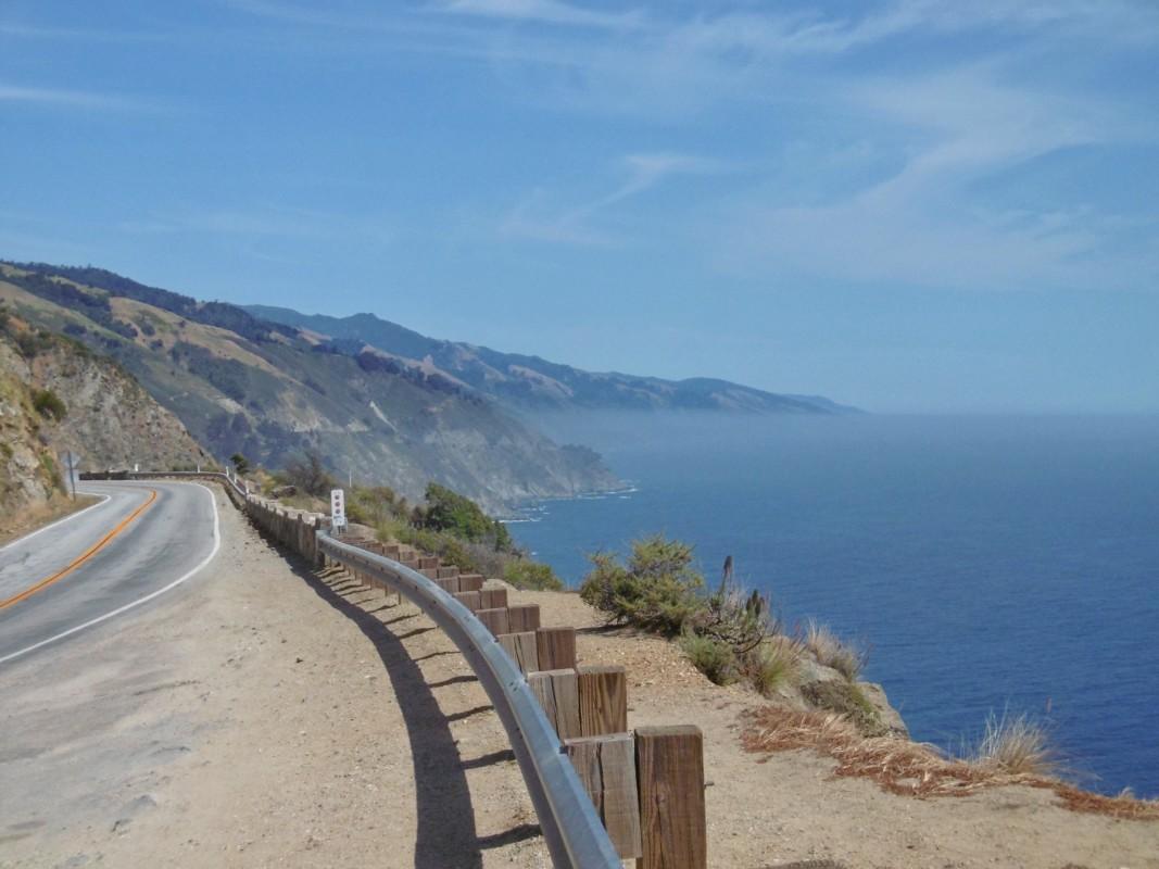 Big Sur roadtrip California