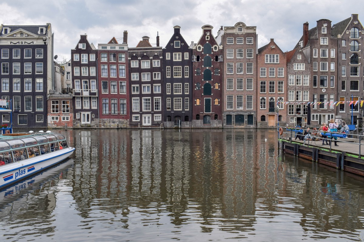 8 things to do in Amsterdam when it's raining