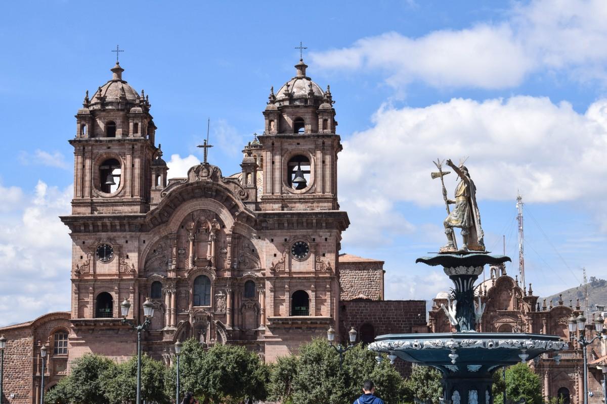 Cusco Cathedral Peru