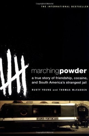 Travel books Marching Powder
