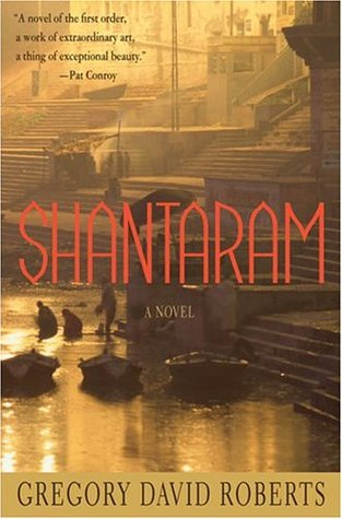 Travel books, Shantaram, Gregory David Roberts
