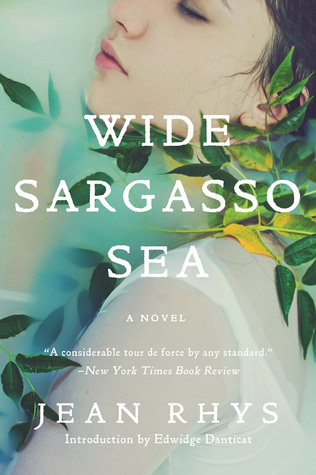 Travel books, Wide Sargasso Sea, Jean Rhys