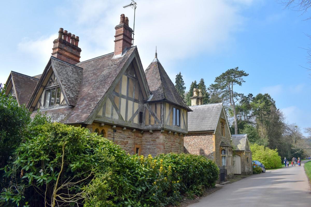 Chaplain's house Tyntesfield Bristol