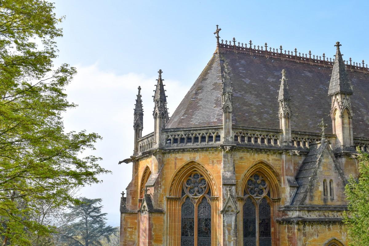 The Chapel at Tyntesfield National Trust Bristol