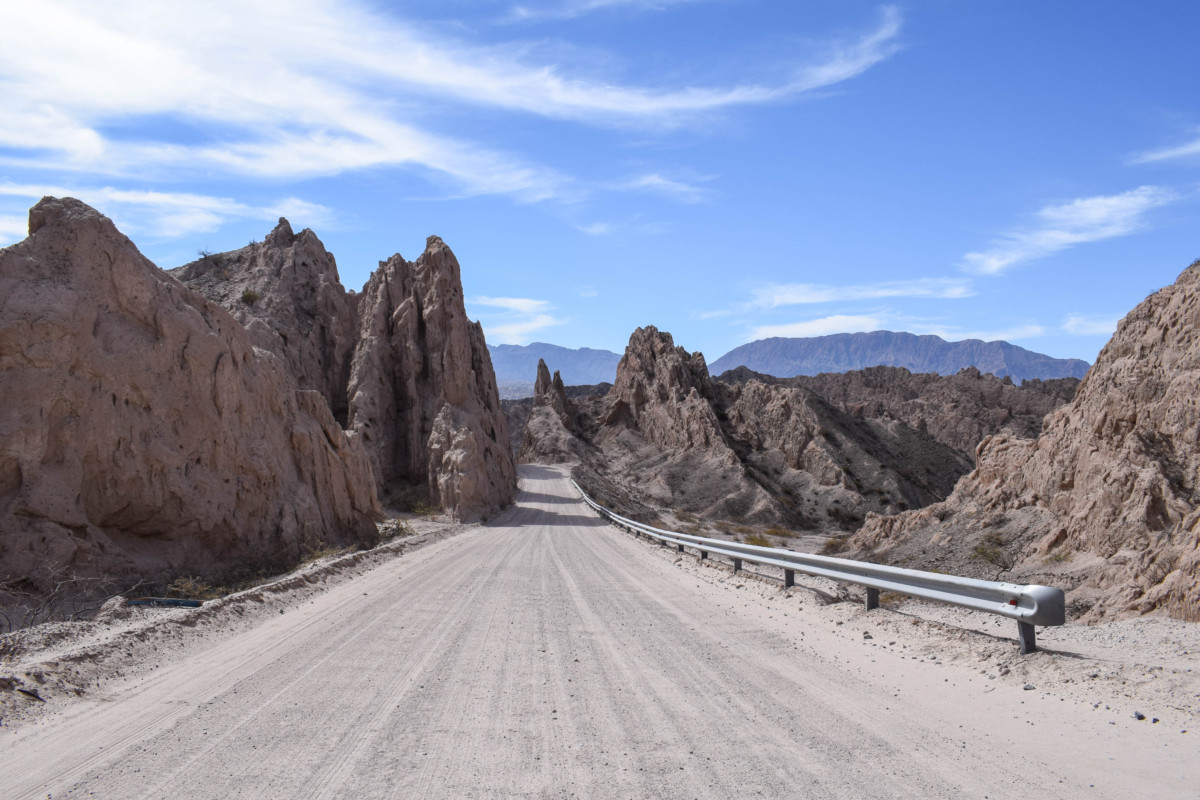 Route 40 Cachi to Cafayate
