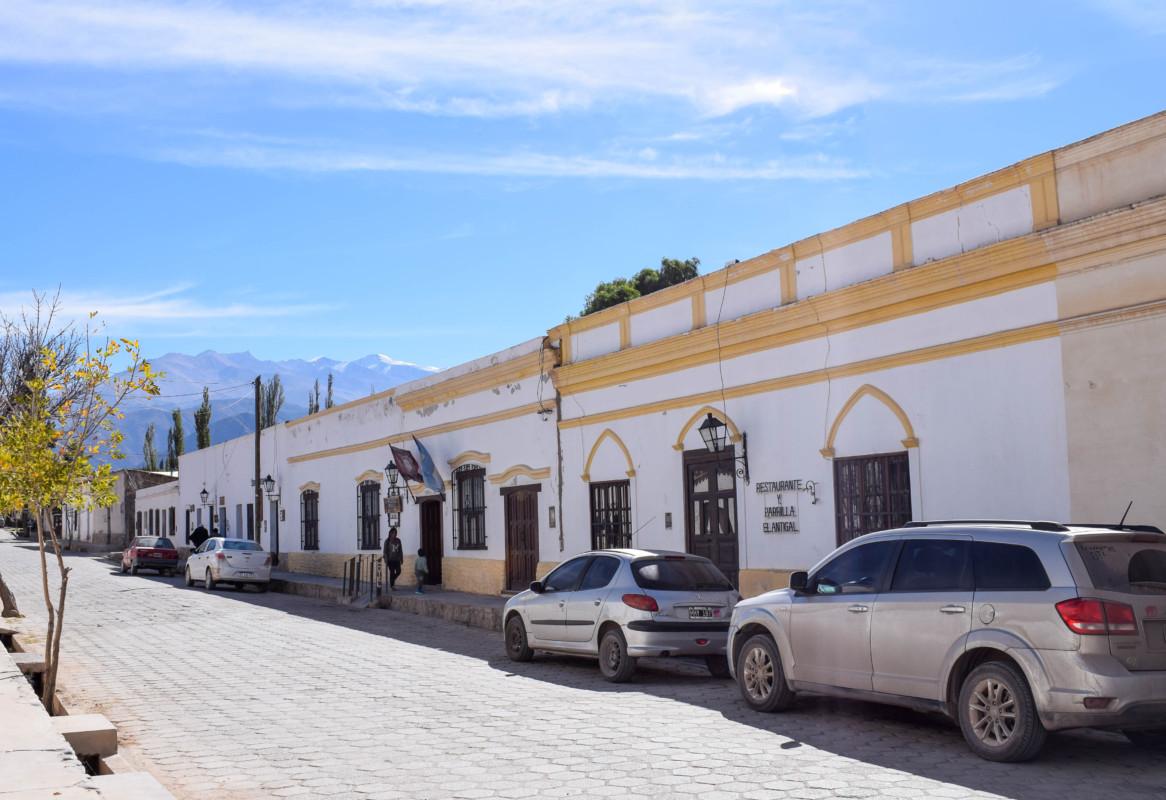 Road in Cachi Argentina