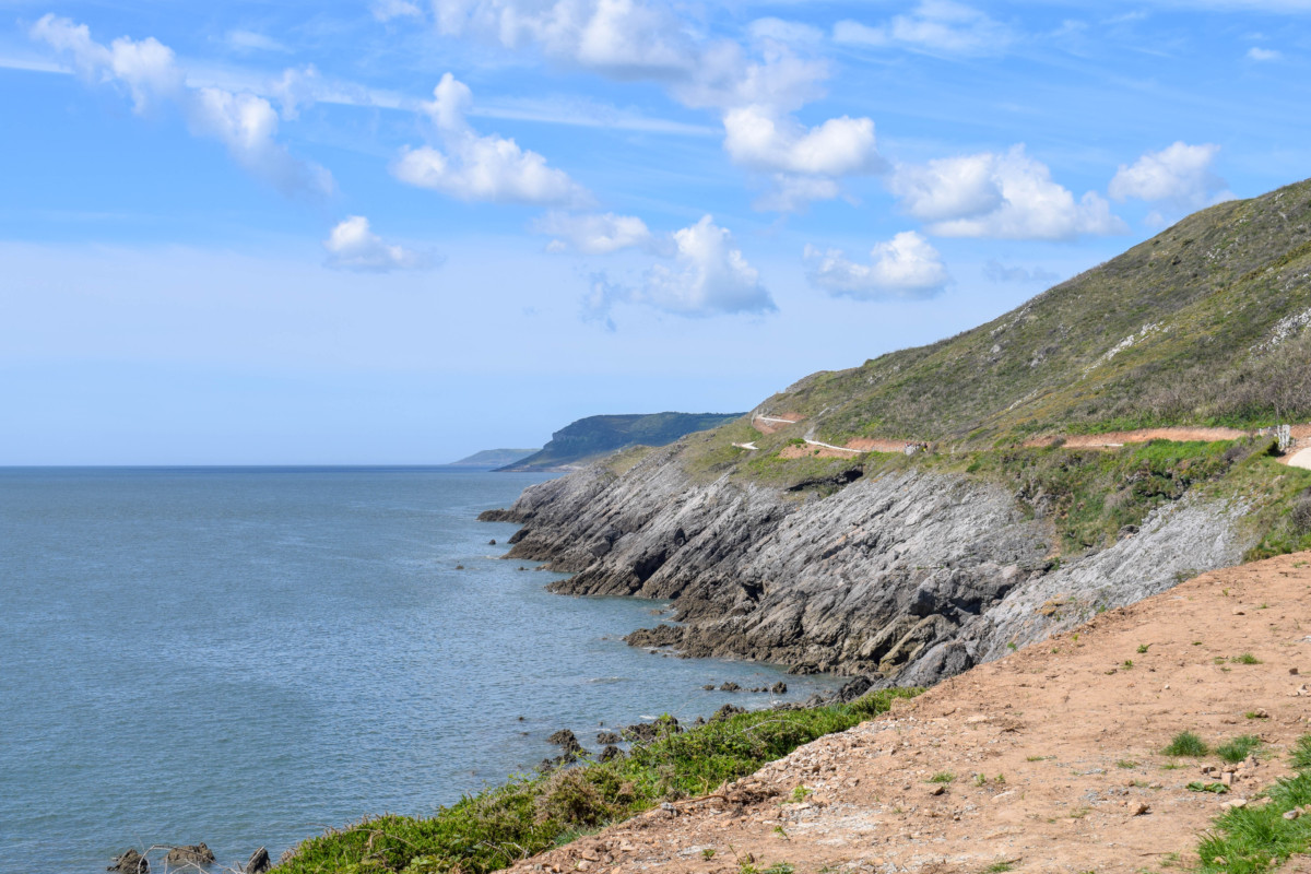 3 of the best short hikes in the Gower Peninsula