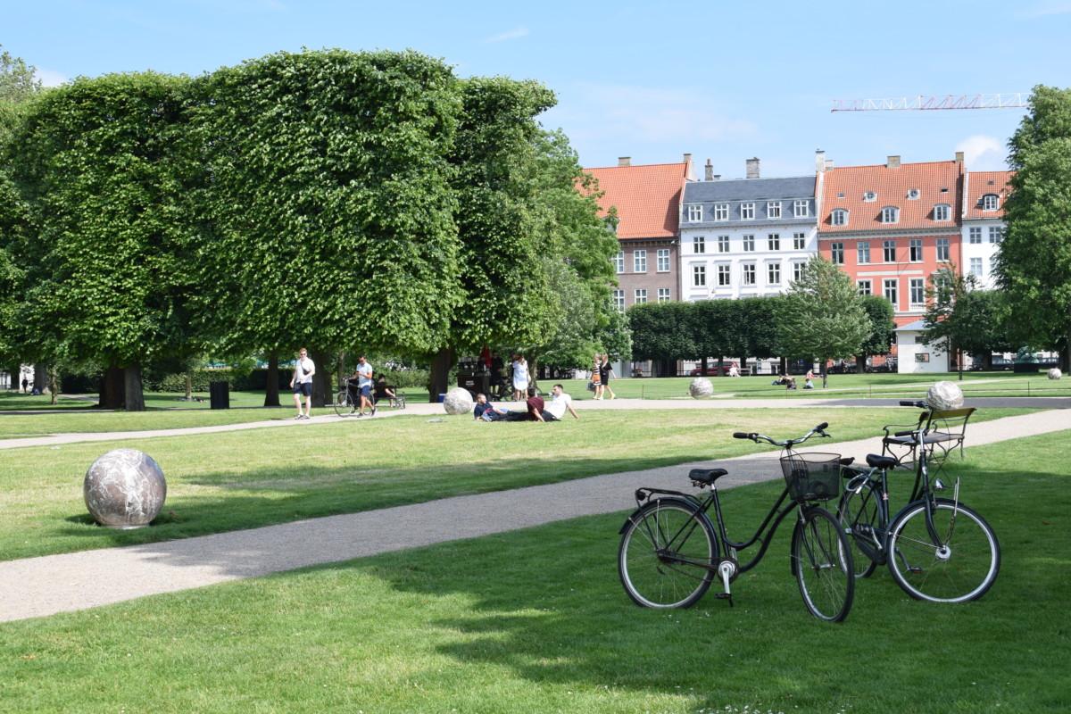 Kings Garden Rosenborg Castle Copenhagen