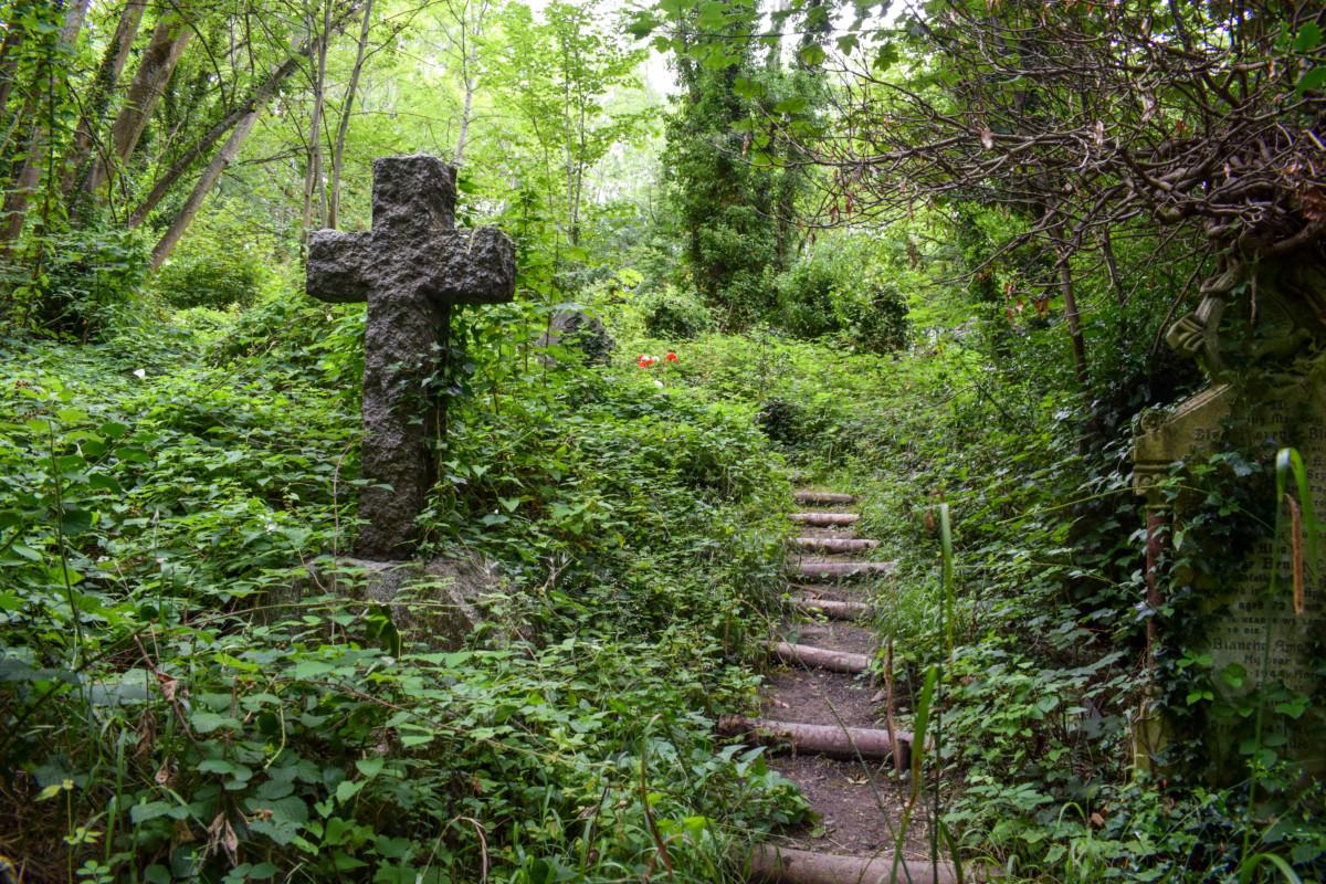 Arnos Vale cemetery Bristol