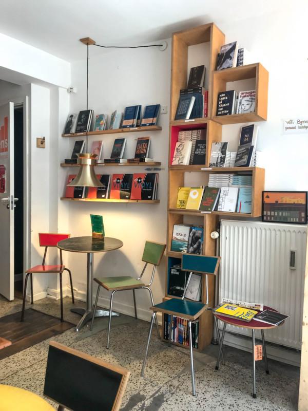 Byens Bogcafe Copenhagen on a budget