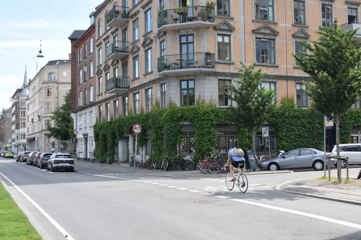 Getting around Copenhagen Vesterbro