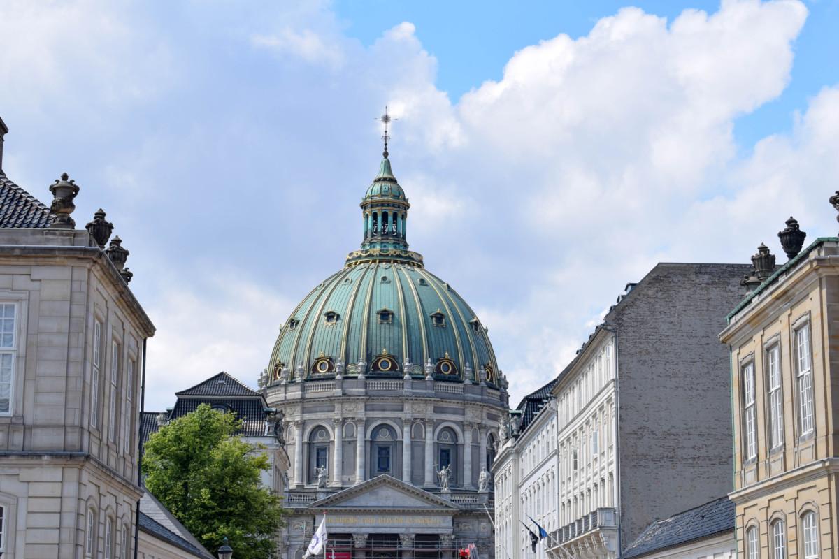 Frederiksberg Church Free things to do Copenhagen