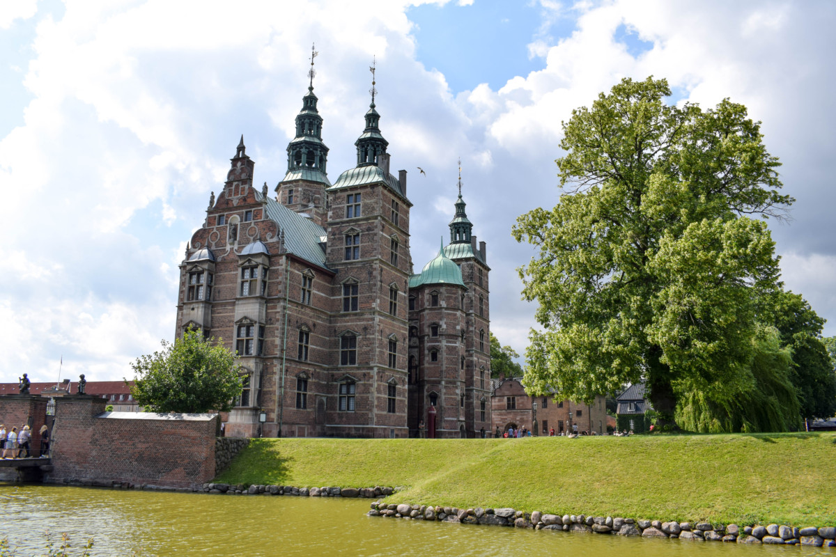 Rosenborg Castle Kings Garden free things to do in Copenhagen_
