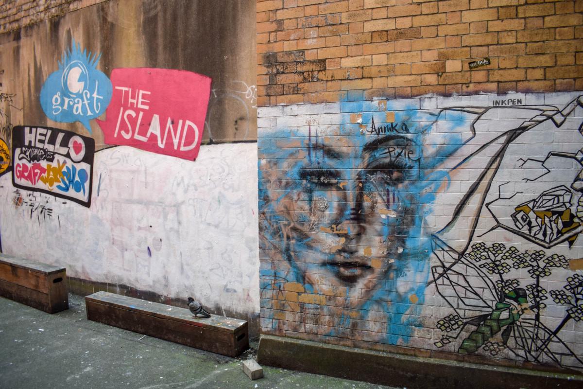 The Island Bristol