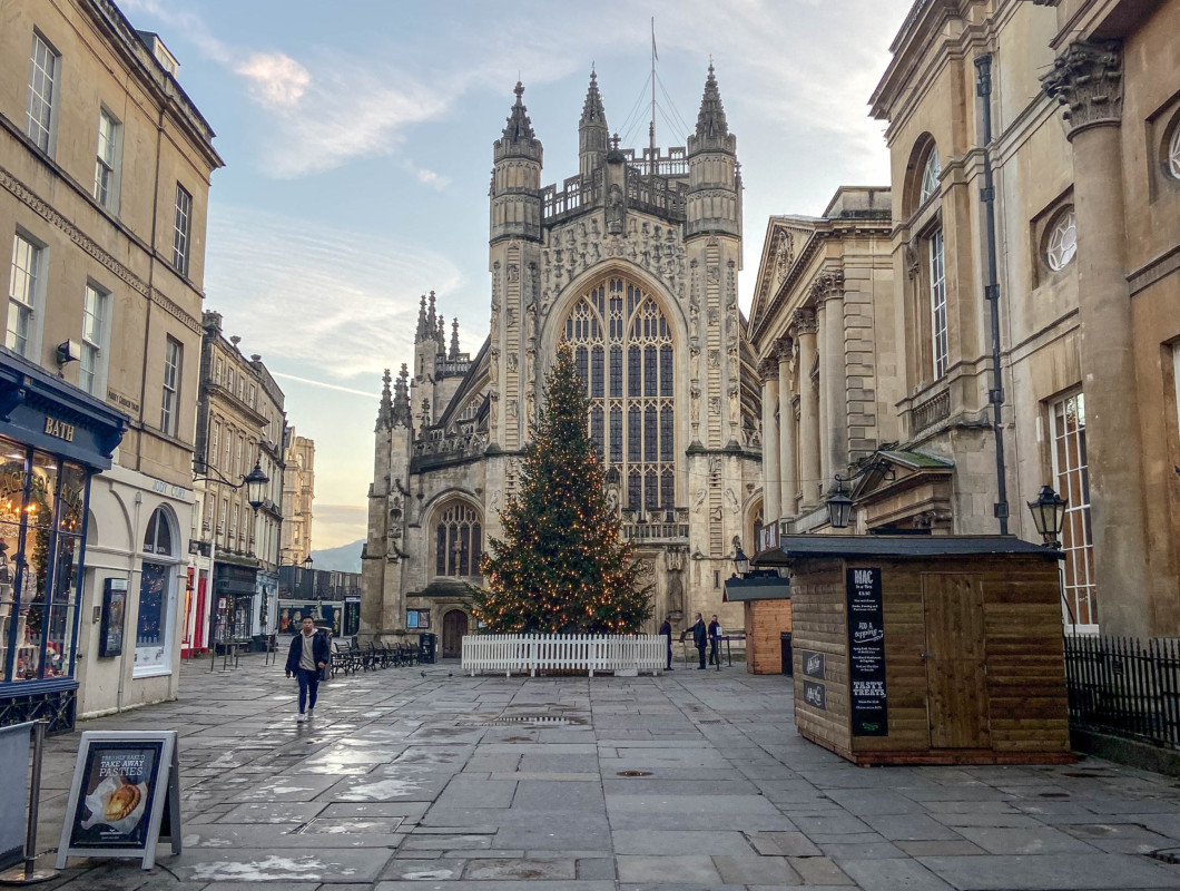 10 festive things to do in Bath at Christmas