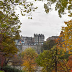 Autumn in Edinburgh