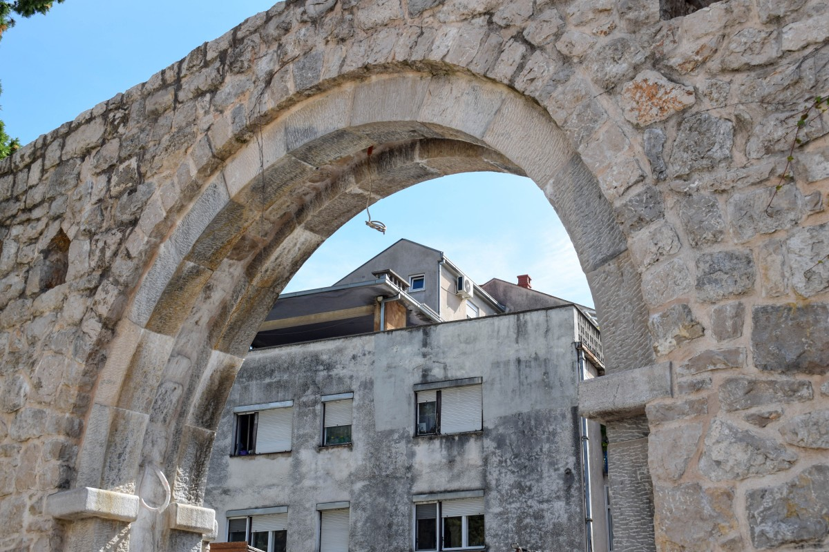 Trebinje Old Town in Bosnia and Herzogovina