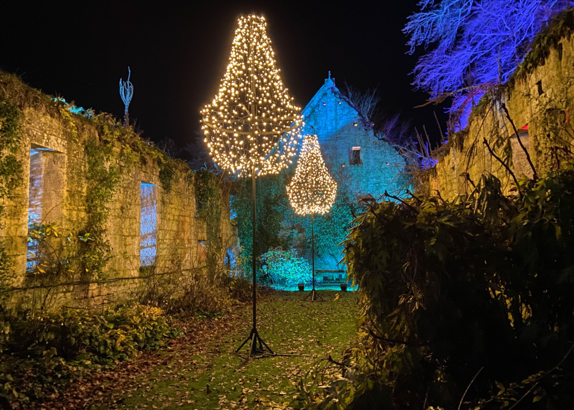 Sudeley Castle Spectacle of Light