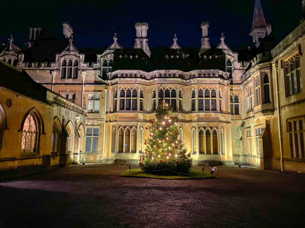 A Very Victorian Christmas at Tyntesfield National Trust Christmas in Bristol