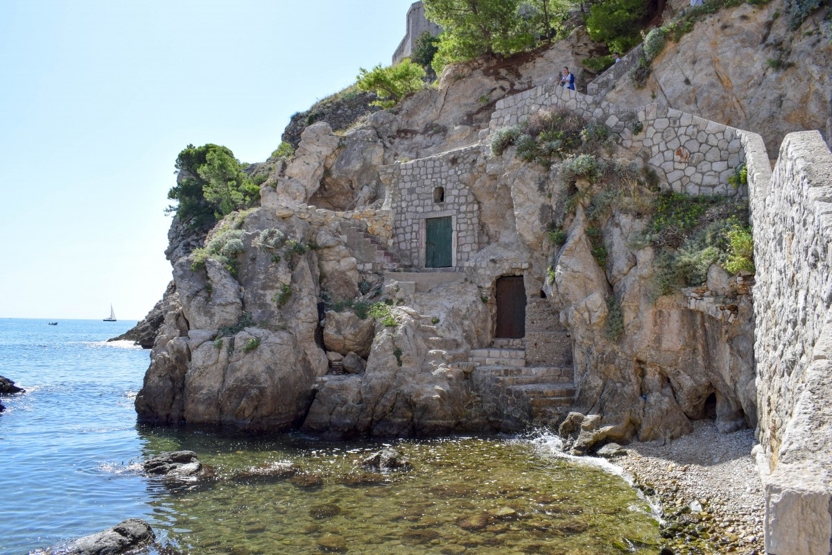 West Harbour Dubrovnik Games of Thrones filming locations in Croatia-24 hours in Dubrovnik