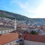 City break Dubrovnik Croatia Old City