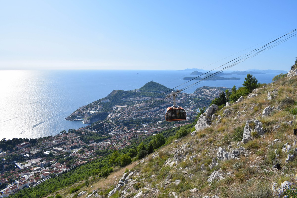 Hike Mount Srd Dubrovnik Croatia-24 hours in dubrovnik