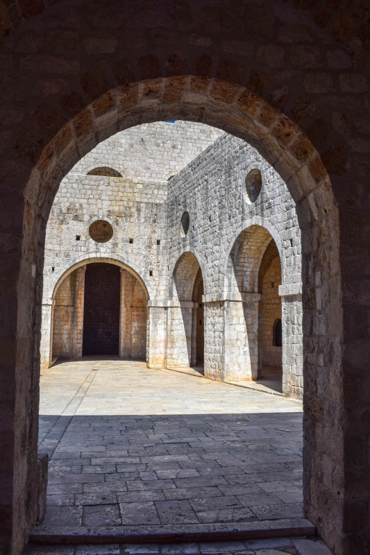 Short breaks Dubrovnik Red Keep Game of Thrones filmed at fort lovrijenac