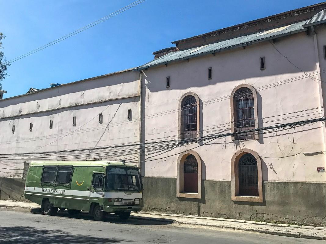 San Pedro Prison La Paz Bolivia
