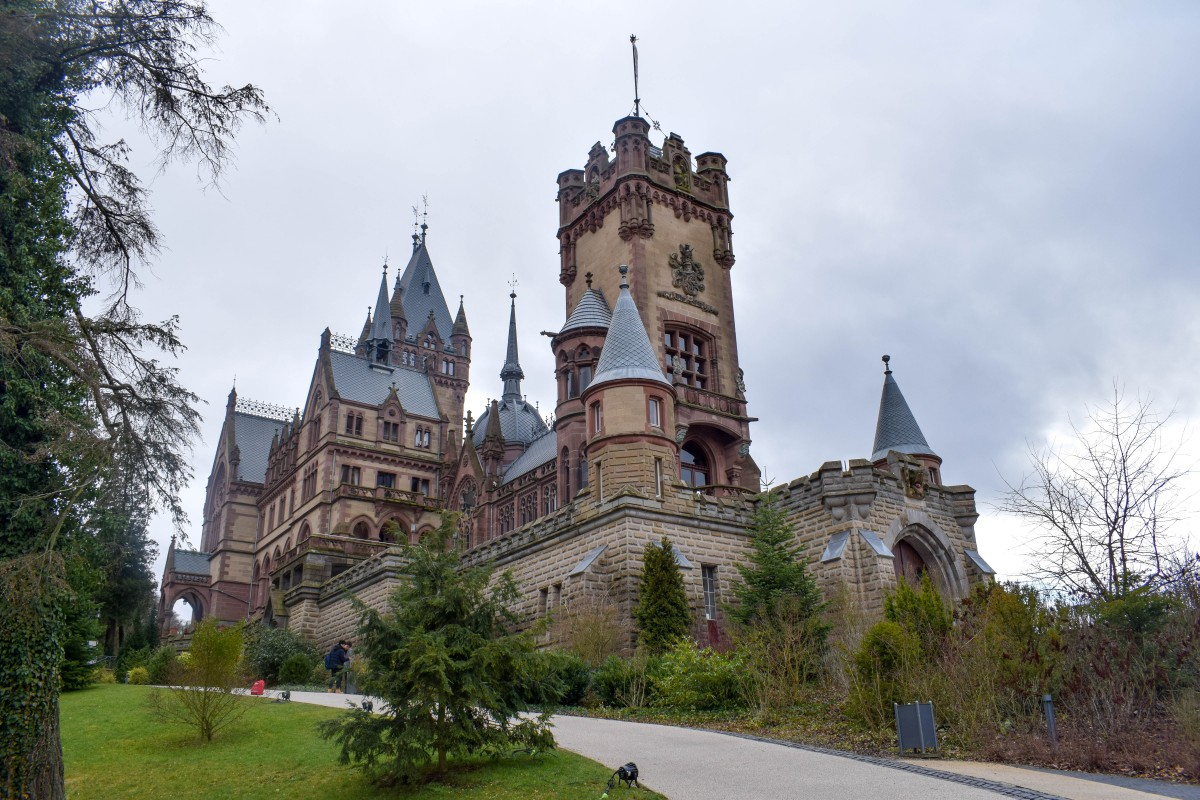 Schloss Drachenburg: An enchanting day trip from Cologne