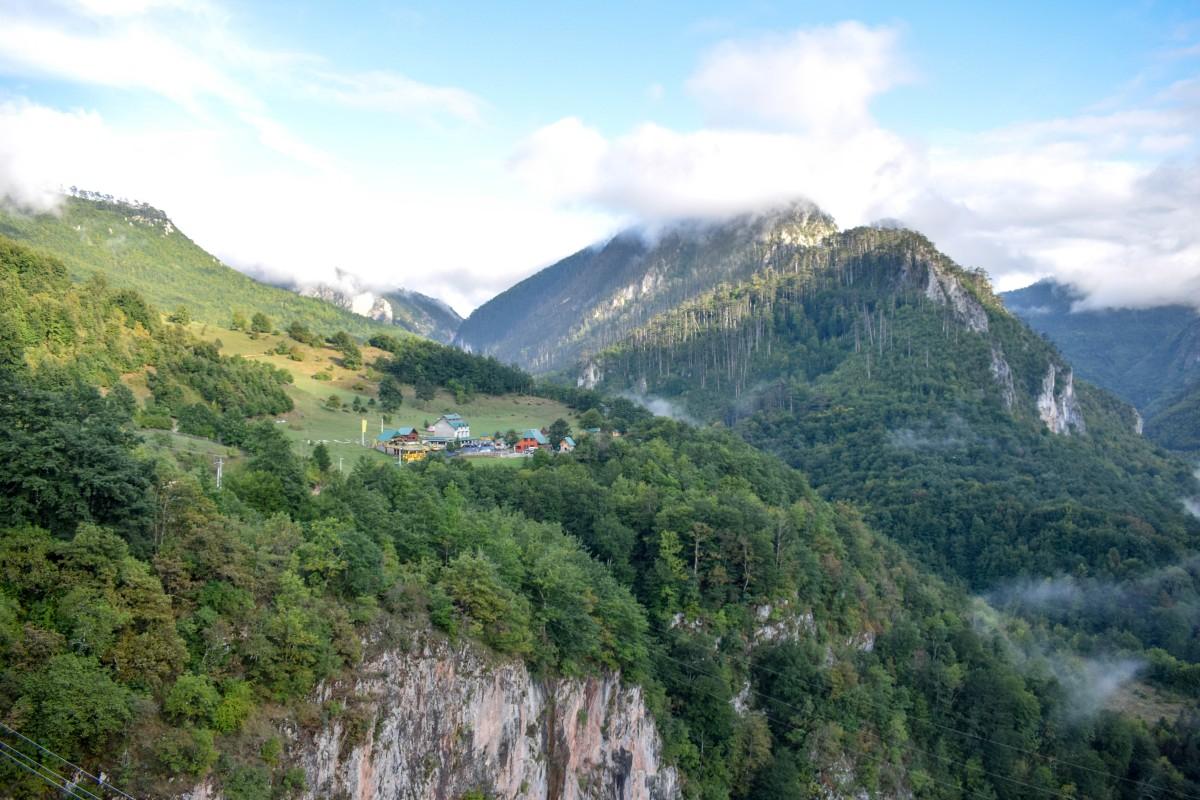 Tara Canyon Durmitor National Park Montenegro