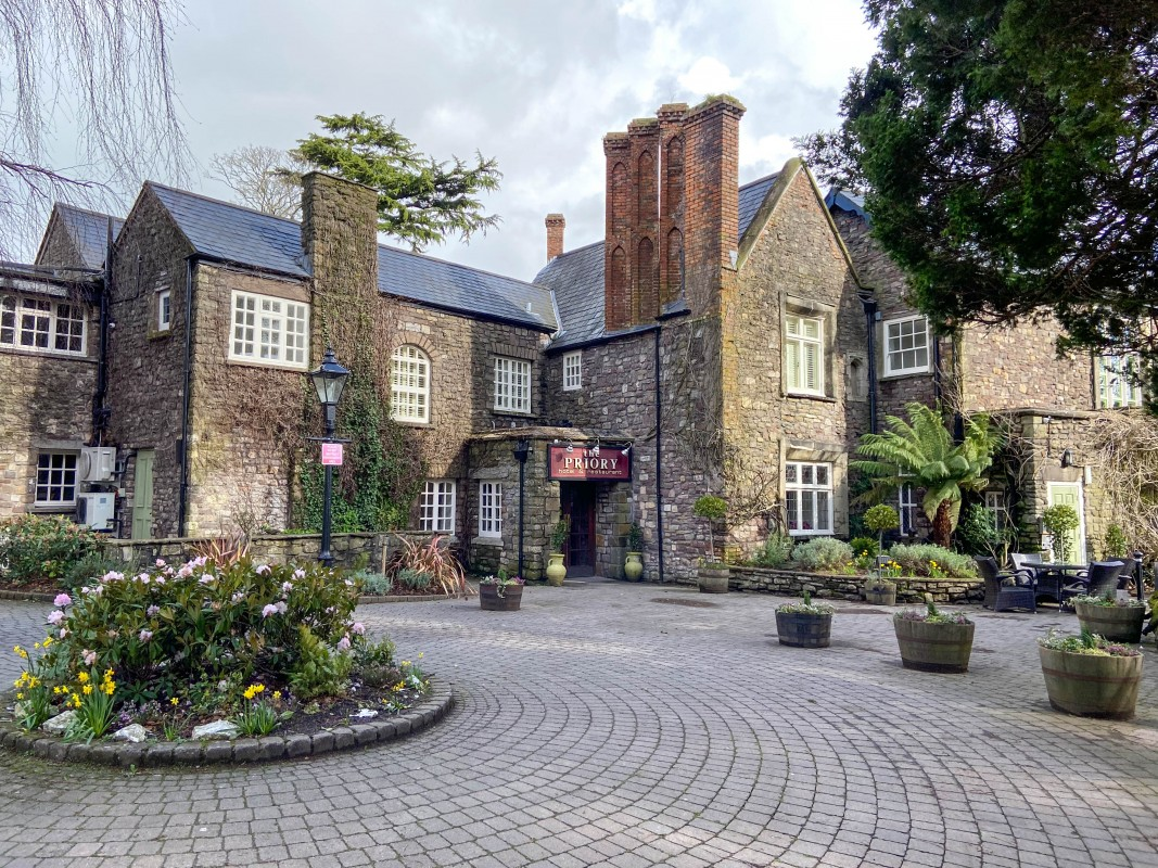 Priory Hotel and Restaurant Caerleon Wales