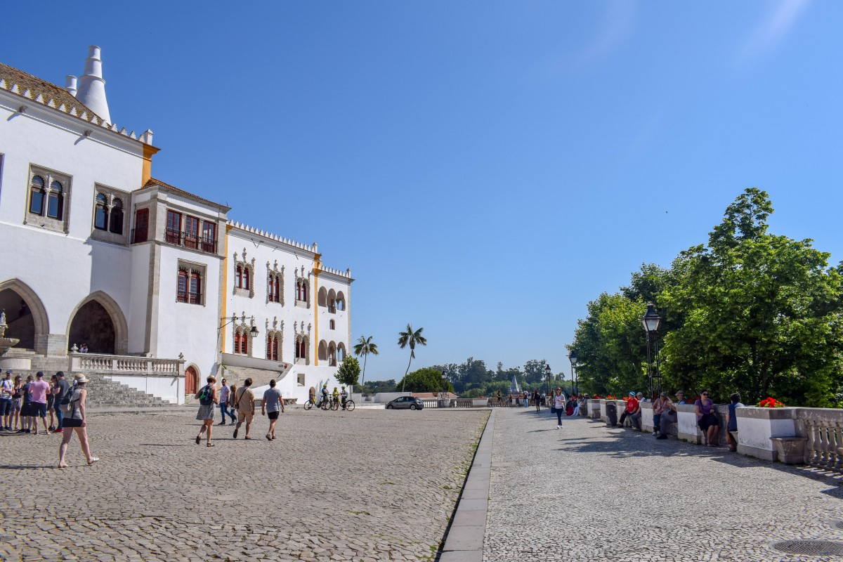 National Palace Sintra Lisbon