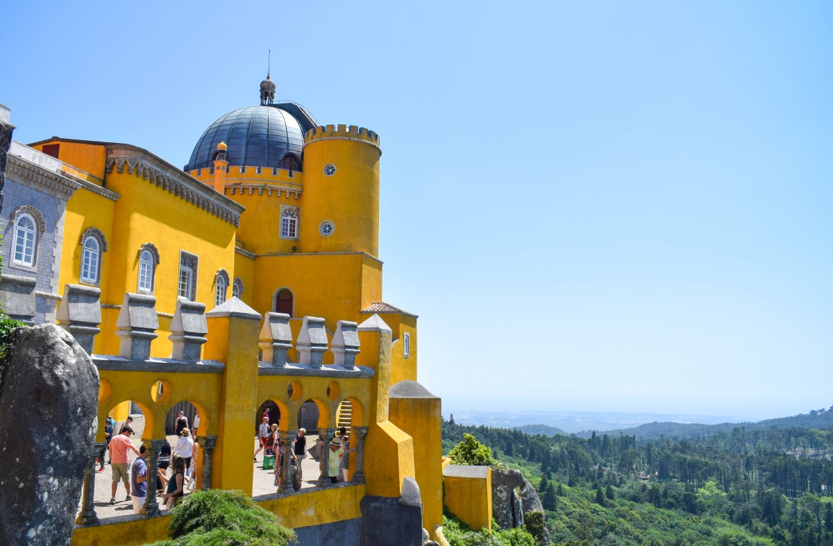 Sintra: A fairytale day trip from Lisbon