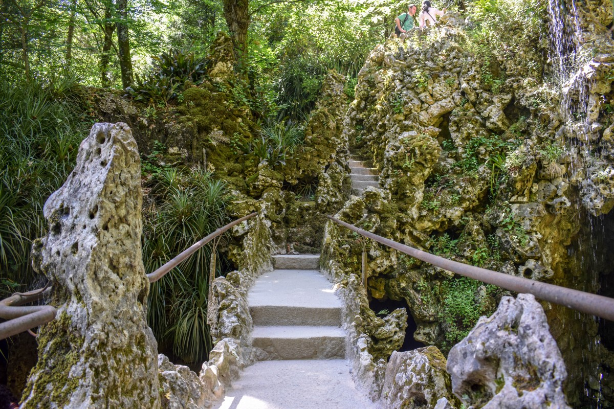 Quinta da Regaleira Sintra Day Trips from Lisbon Portugal