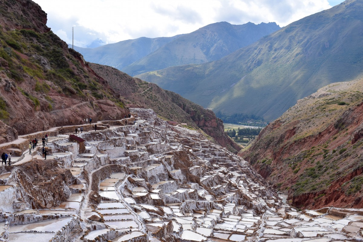 Maras Sacred Valley Peru