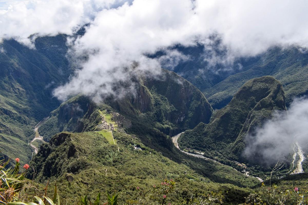 Machu Picchu Mountain Trek Peru