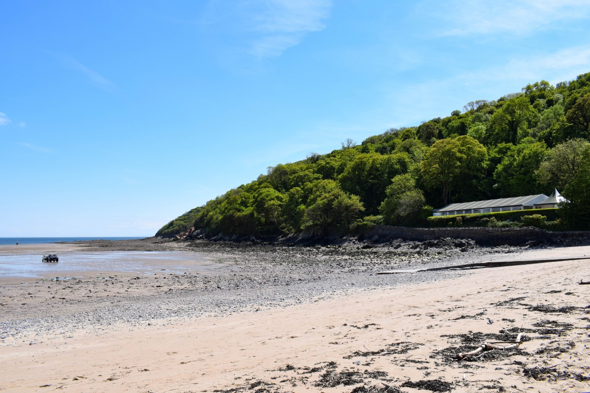 Oxwich Bay Gower South Wales