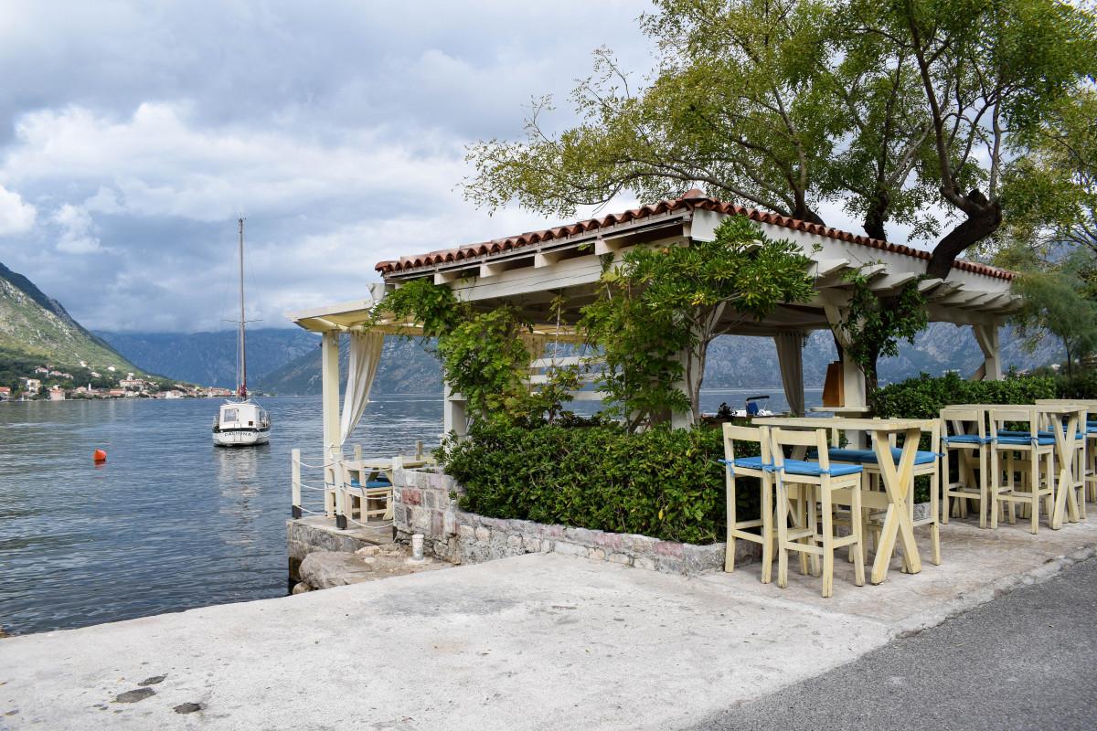 Konoba Portun Dobrota Montenegro