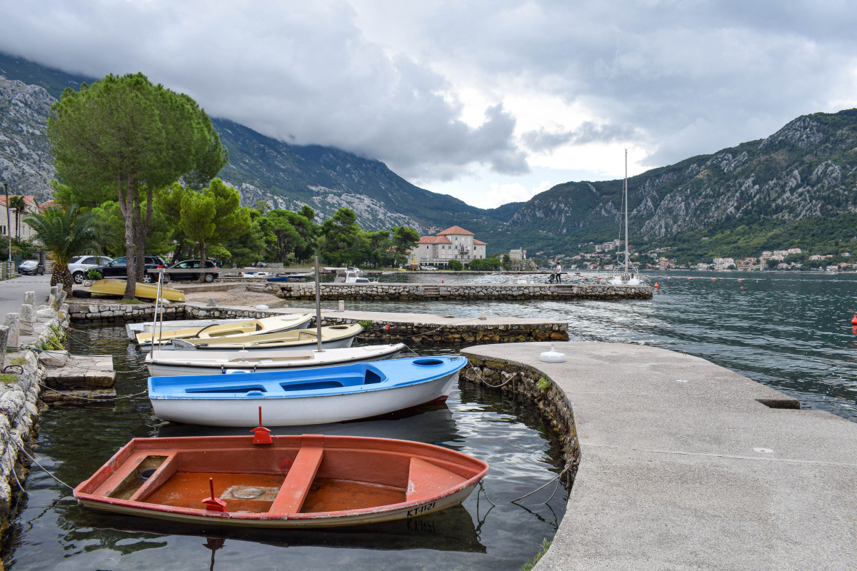 Why Dobrota is the best place to stay in Kotor