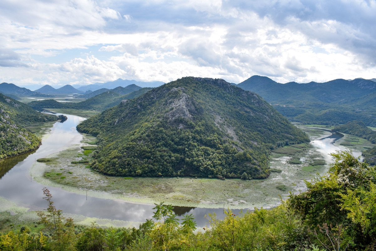 Visiting Lake Skadar National Park in Montenegro