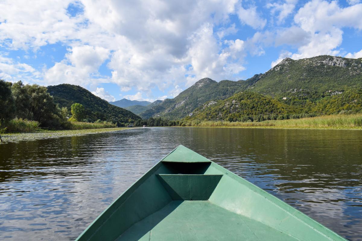 Lake Skadar boat ride Montenegro