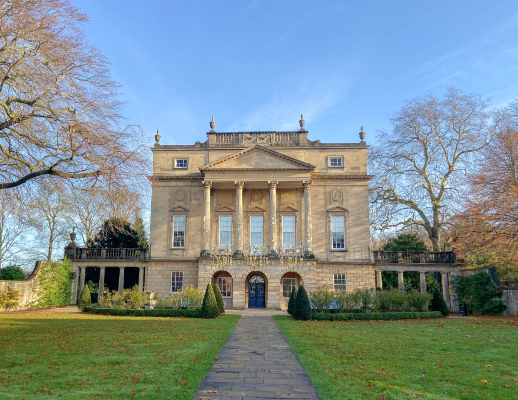 Holburne museum bath walk to the view uk walks